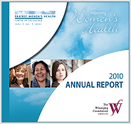 2010 PWHCE Annual Report