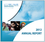 2012 PWHCE Annual Report